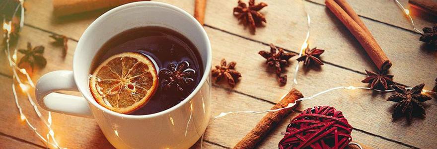 badiane en thé