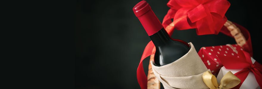 Coffret cadeau vin